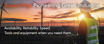 Supporting Pioneering Green Industries