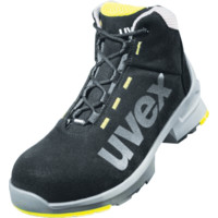 01a3d707af8 Uvex 8545/8 Black Safety Boots | Cromwell Tools