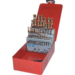 Dormer Jobber Drill Set Set of 25