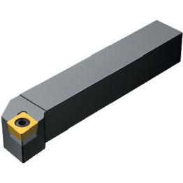 Round Shank CCMT 2 5 Length x 0.219016 Width 1.5 Internal Screw Clamp 1 Insert Size 5//16 Shank Diameter Right Hand Solid Carbide Sandvik Coromant E05K-SCLCR 2-R Turning Insert Holder