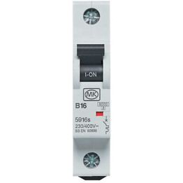 Mk Electric 5906Srp2 6Amp Miniature Circuit Breaker