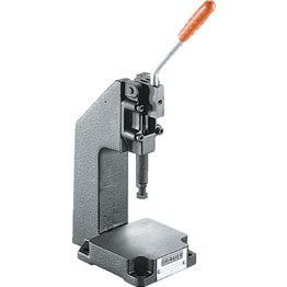 Brauer Manual Toggle Press | Cromwell Tools