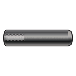 DIN7979D 8mm Extractable Dowel Pins