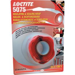 25Mm X 4.27M Loctite 5075 Black Insulating /& Sealing Wrap Tape