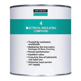 Dow Corning DC4 Silicone Compounds | Cromwell Tools