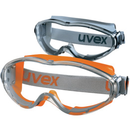 b9ce78652c75 Uvex. Ultrasonic Scratch Resistant Safety Goggles