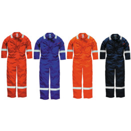 23e0f043fe27 Dickies FR5401 Lightweight Pyrovatex Coveralls