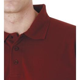 xl Navy Ranks RK12-DELUX Heavy Pique Polo Shirt