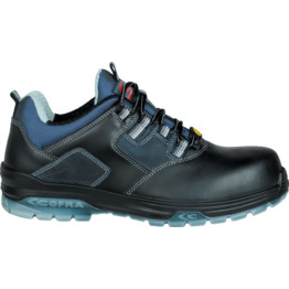 8ac9b452e4d Cofra RAP S3 ESD Black Safety Trainers   Cromwell Tools