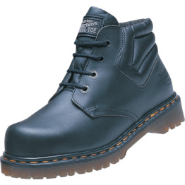 7d2354b4245 Dr Martens 6632 Icon Greasy Men's Black Chukka Safety Boots ...