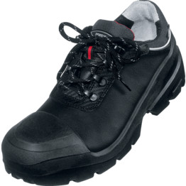 1af2a819056 Uvex 8400/2 Quatro Black Safety Shoes | Cromwell Tools