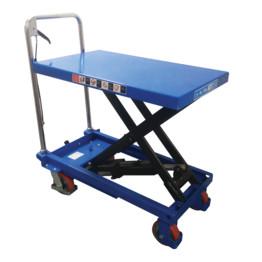 Vulcan Manual Single Scissor Lift Tables | Cromwell Tools