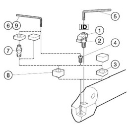 Sandvik Coromant S Style - CRSPL/R T-MaxⓇ Boring Bar For