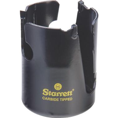 Starrett Sm28 28Mm Tct Sheet Metal Holesaw 1.3//32