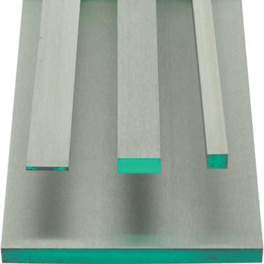 Indexa 40mmx60mmx500mm Ground Flat Stock Gauge Plate 01 Tool Steel