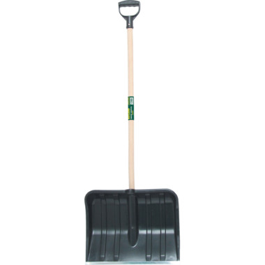 465x370x1300mm Snow Shovel Aluminium Handle