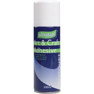Heavy Duty Spray Adhesive 500ml