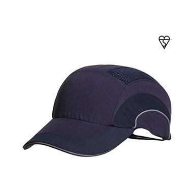 Jsp Aba110-000-500 Bourton Bump Cap Blue Comfort
