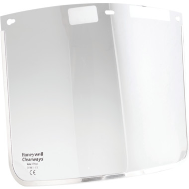 Pulsafe Clearways 200mm Acetate Visor Green Shade 5