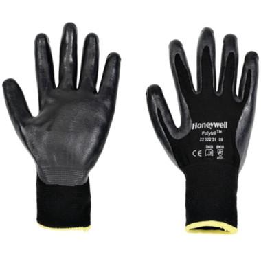 Blue//Grey Impacto 502-10 Large Glove Impact Fingerless Vep Palm//Web L