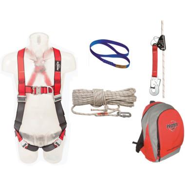 Honeywell 1032856 Miller H-Design Duraflex 1 Part Fall-Arrest Kit Size 2