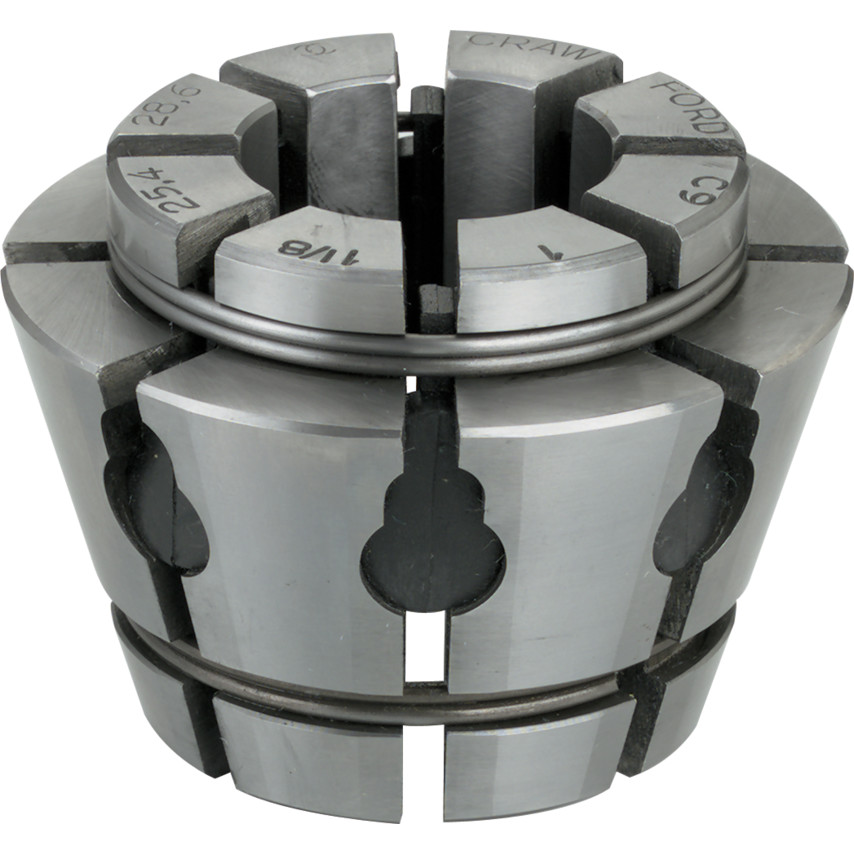 Crawford E Type Multibore Collet T285 Round various sizes £72.00 Good condition