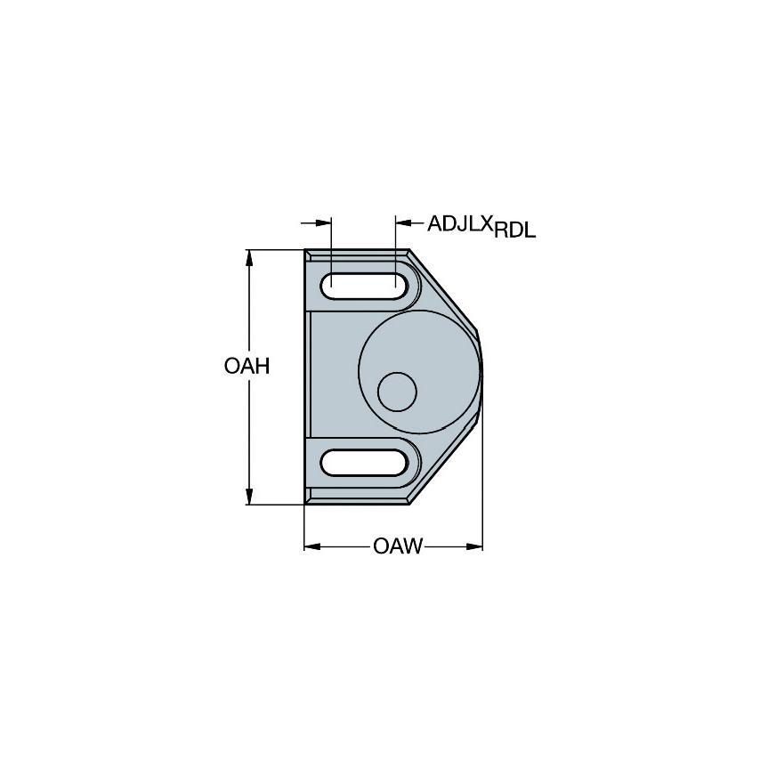Sandvik Coromant S17-825XL-CW COUNTERWEIGHT 26352048 | Cromwell Tools