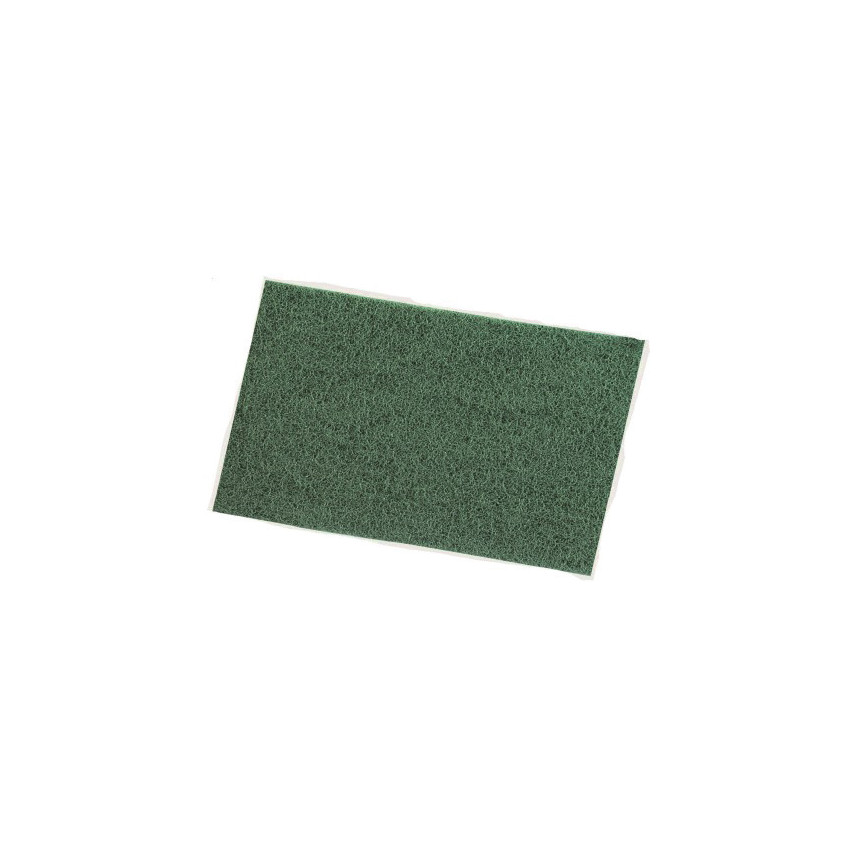 3M 7486 SCOTCHBRITE HAND PAD ACRS - DARK GREEN - Pack of 5 7100040003 |  Cromwell Tools