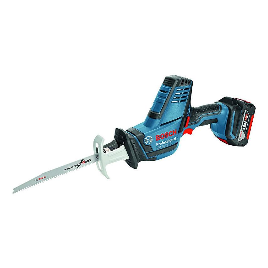 a3ed4b9fed1 Bosch GSA 18 V-LI C Sabre Saw (Bare Unit) 06016A5001 | Cromwell ...