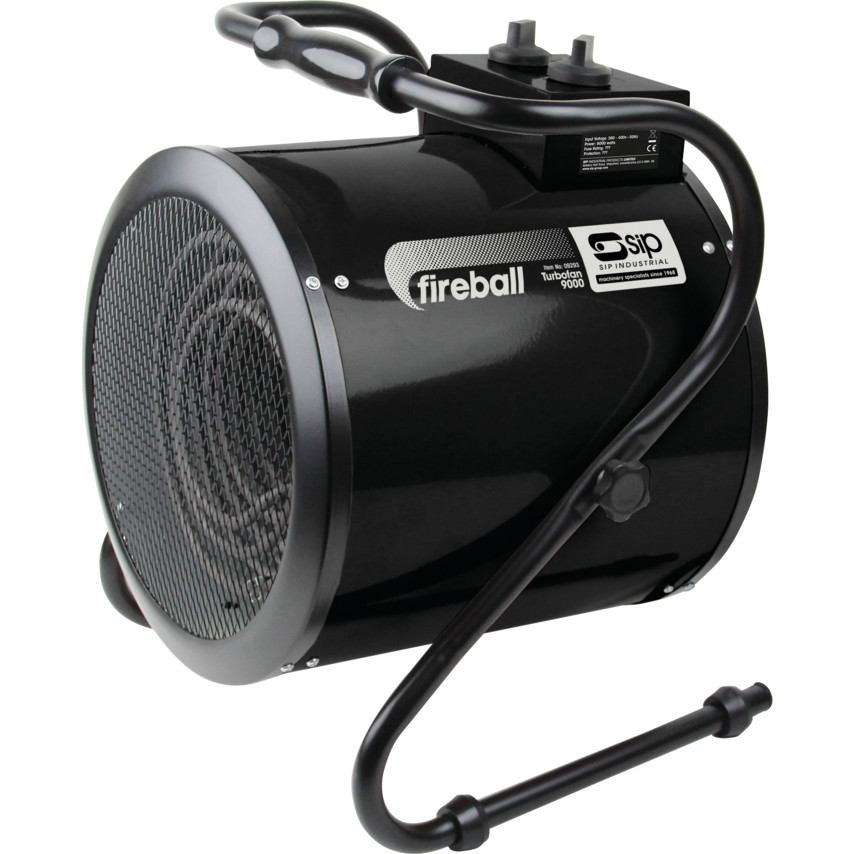 Fireball Turbo Fan 9000 Electric Heater