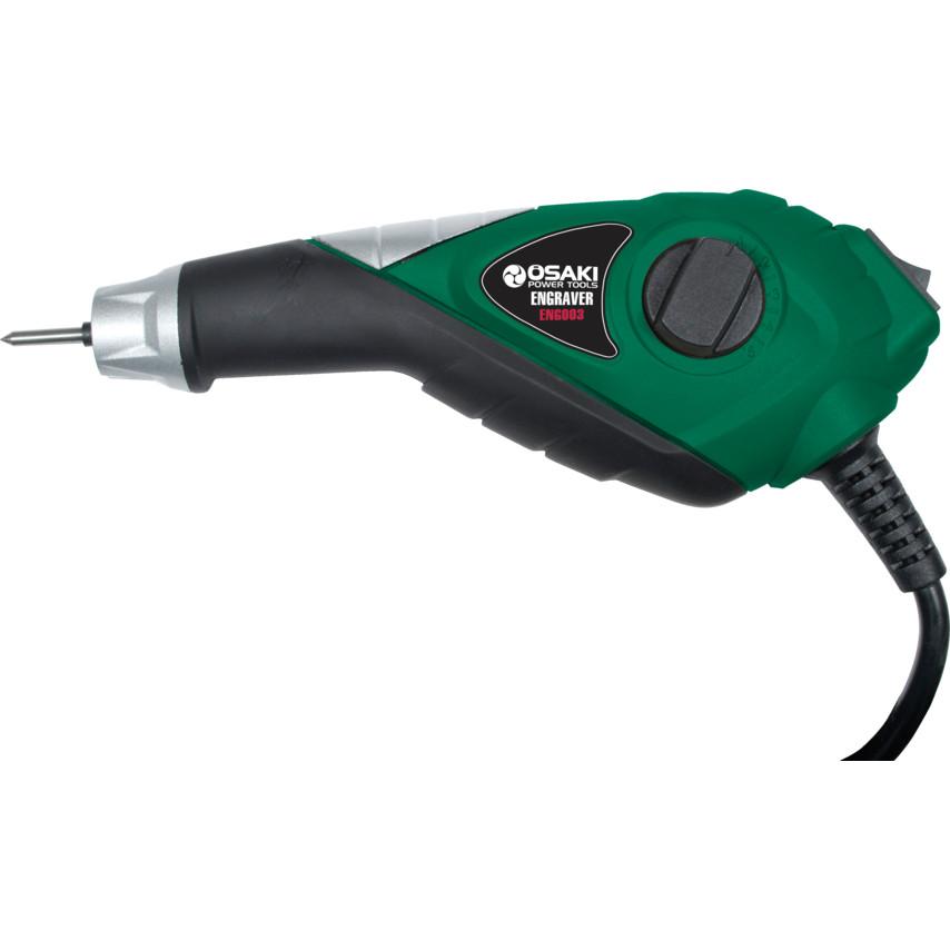 osaki electric engraver kit dc 11 2 cromwell tools
