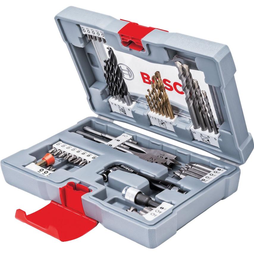 Favoriete Bosch Premium X-Line Drill Bit & Screwdriver Bit Set 49 Pieces in CH77