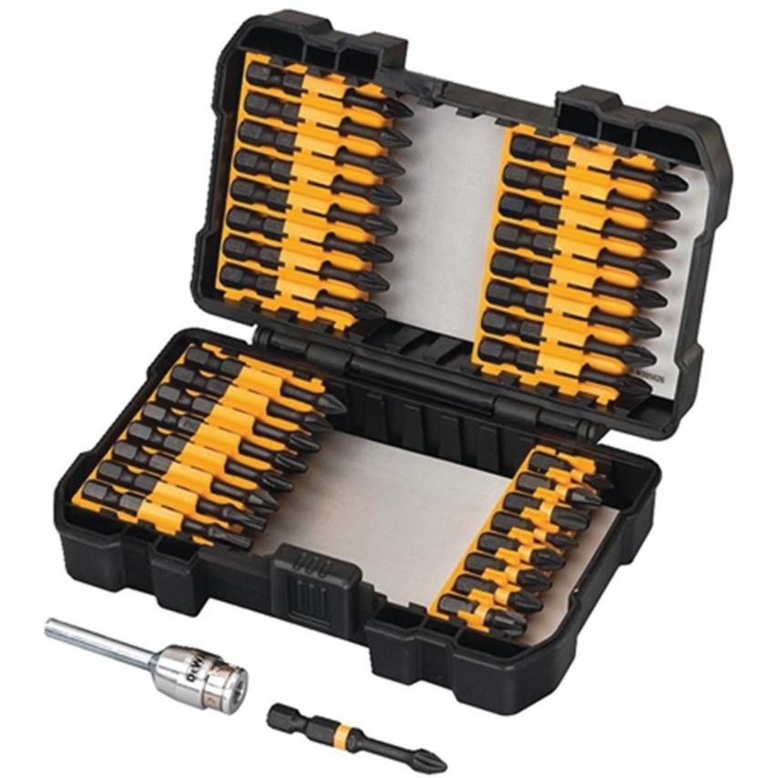 DeWalt DT70545T-QZ Extreme Impact Torsion 34 Piece Set DT70545T-QZ |  Cromwell Tools