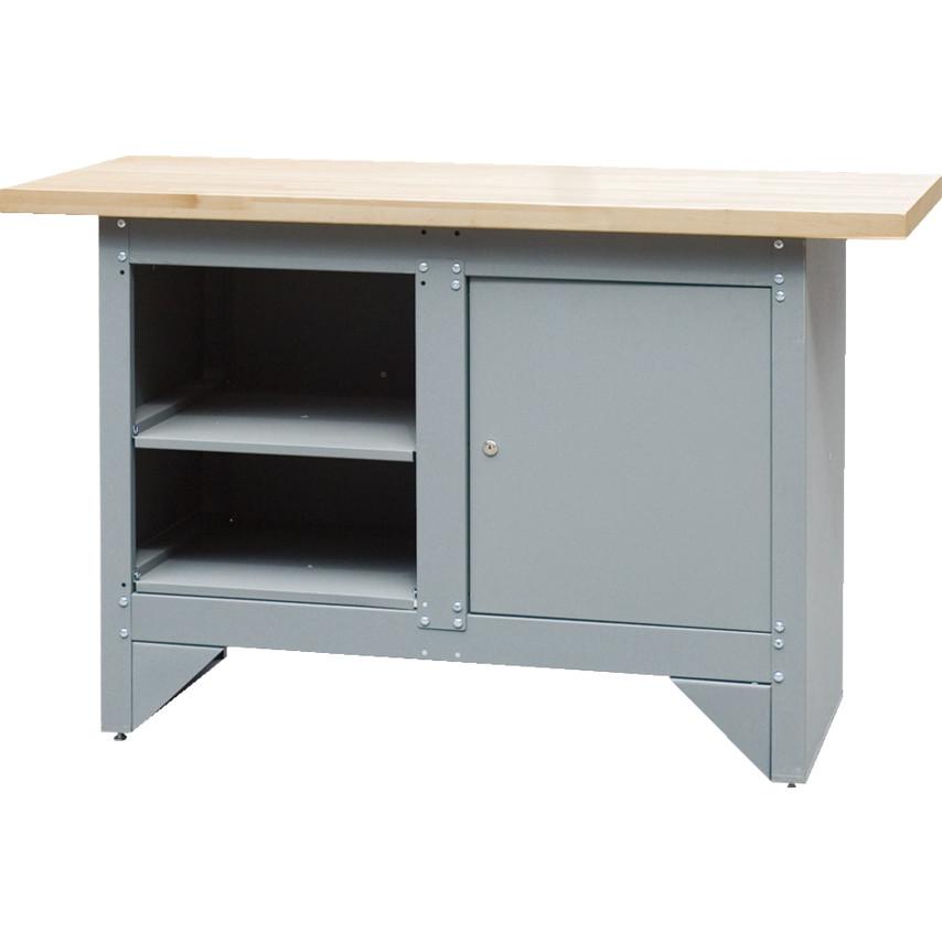 senator locking cabinet shelved workbench tsa540d cromwell tools rh cromwell co uk