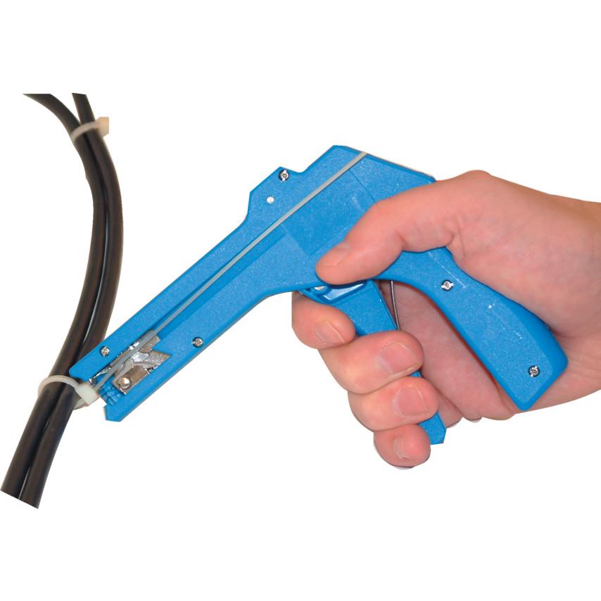 Zip Tie Gun >> Cable Tie Gun 2 4 4 8mm