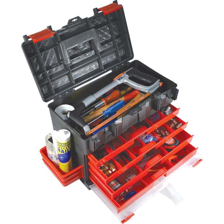4 Drawer Tool Chest Professional 4 Drawer Tool Chest ...