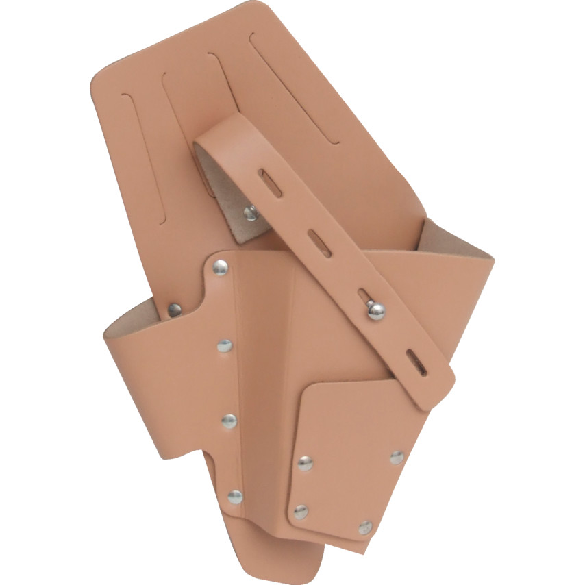 Pliers /& Hammer Holder Oil Tan Leather Natural