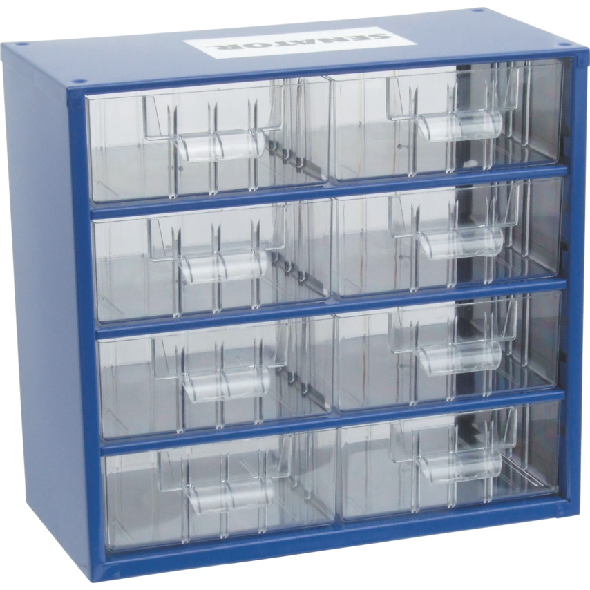 Small Parts Storage Cabinets 8 DRAWER SMALL PARTS STORAGE CABINET