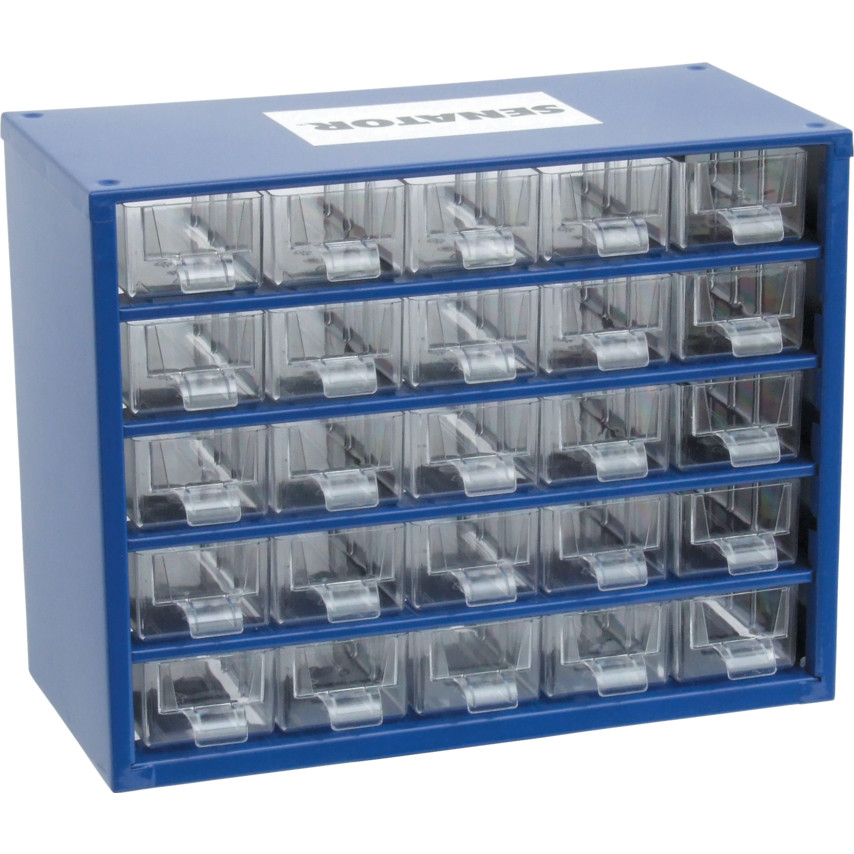 Small Parts Storage Cabinets 25 DRAWER SMALL PARTS STORAGE CABINET