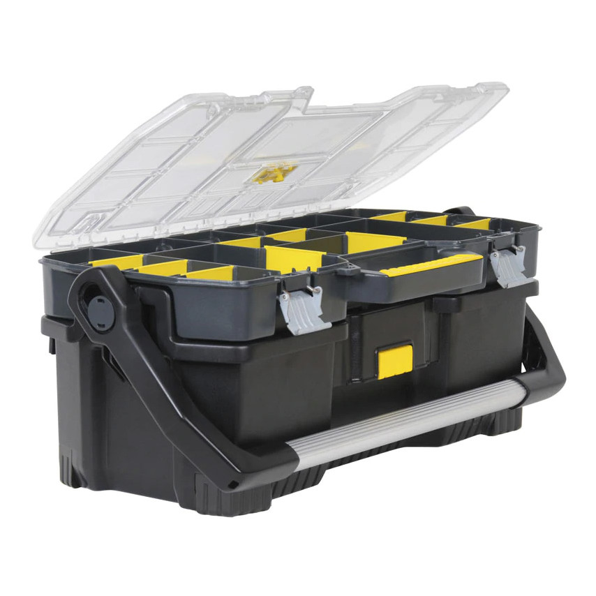 FatMax® Tote Box U0026 Organiser 1 97 514 FAT MAX TOTE ORGANISER ...