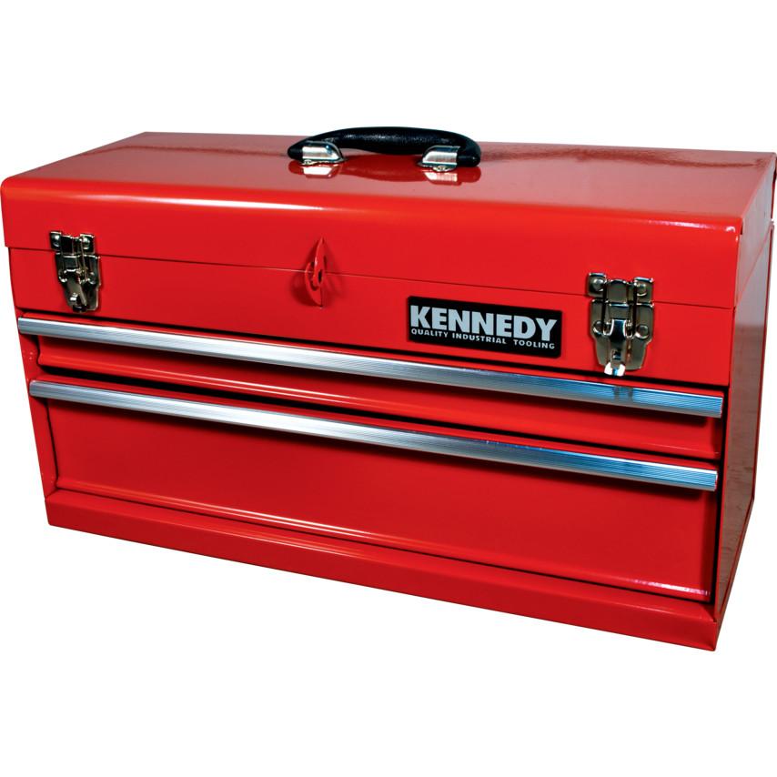 kennedy pro 2 drawer tool chest tb132 ii cromwell tools rh cromwell co uk heavy duty tool cabinet workbench heavy duty tool cabinet workbench