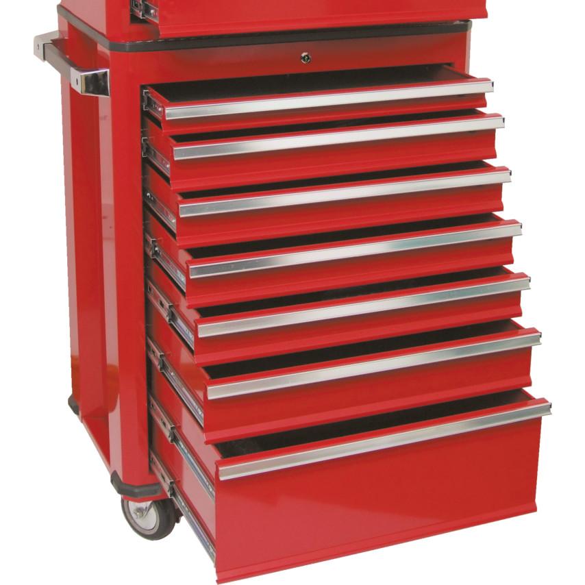 Extra Deep, Heavy Duty Roller Cabinet 7 DRAWER EXTRA HEAVY DUTY CABINET