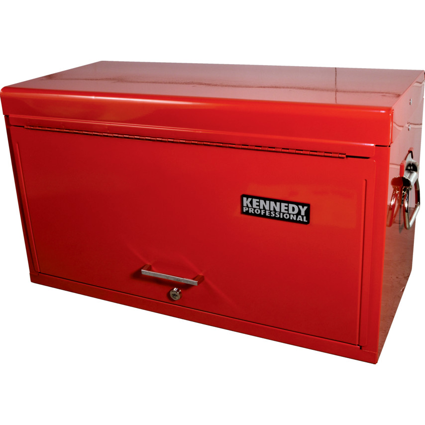 Kennedy Manufacturing 52611b 11 Drawer Hinist S Chest With Friction Slides Brown Wrinkle