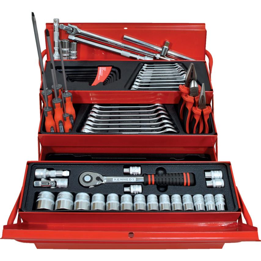 62 Cantilever Kennedy 595 Tool Box Set Pce 0050kCromwell Ken OTkXZilwuP