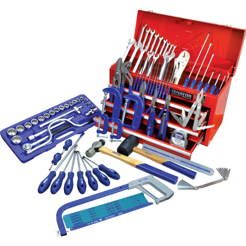 8738ed1a4b6 90 Piece Engineer s Workshop Tool Kit ENGINEERS WORKSHOP TOOLKIT (90-PCE)  ...