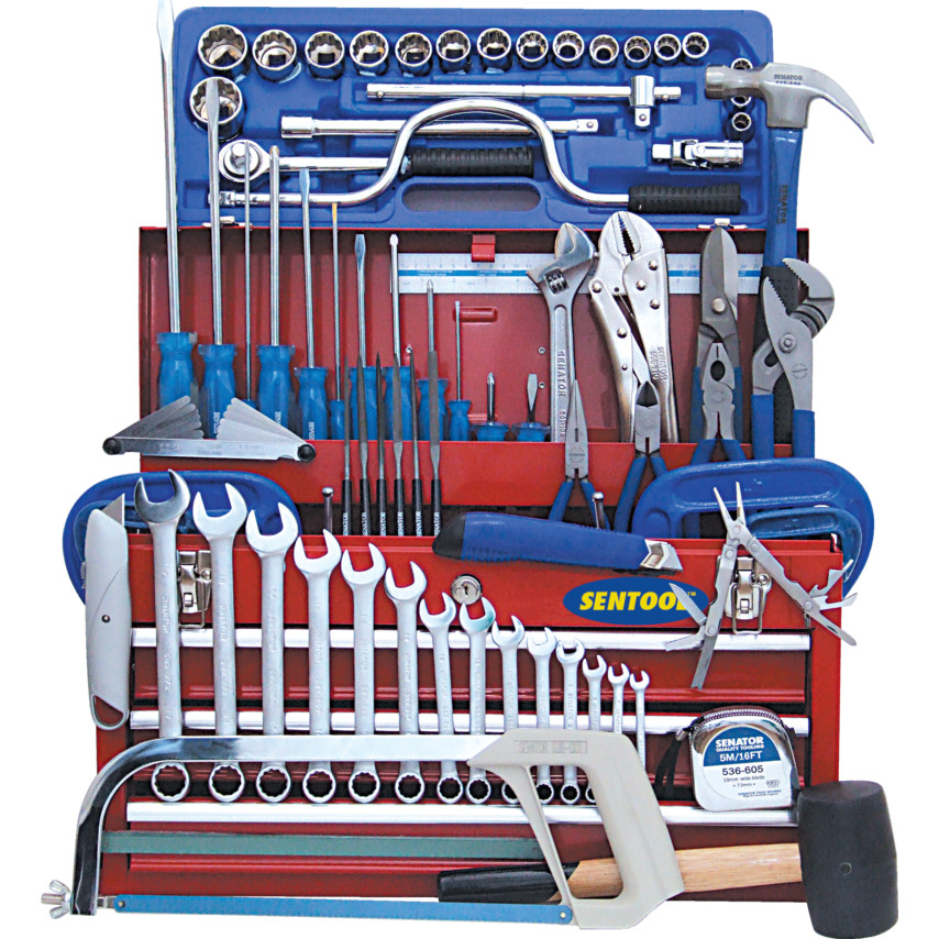 05b76212e53 ... 90 Piece Engineer s Workshop Tool Kit ENGINEERS WORKSHOP TOOLKIT  (90-PCE) ...