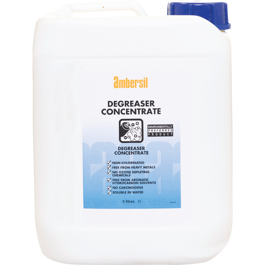 Heavy Duty Degreaser >> Concentrate Heavy Duty Degreaser 5 Litre