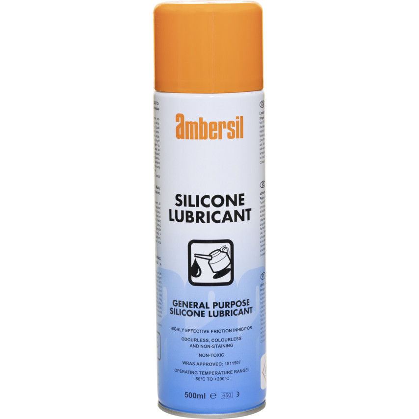 Silicone Spray Lubricant >> Silicone Lubricant 500ml