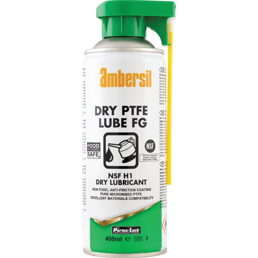 FG Dry PTFE Lubricant 400ml