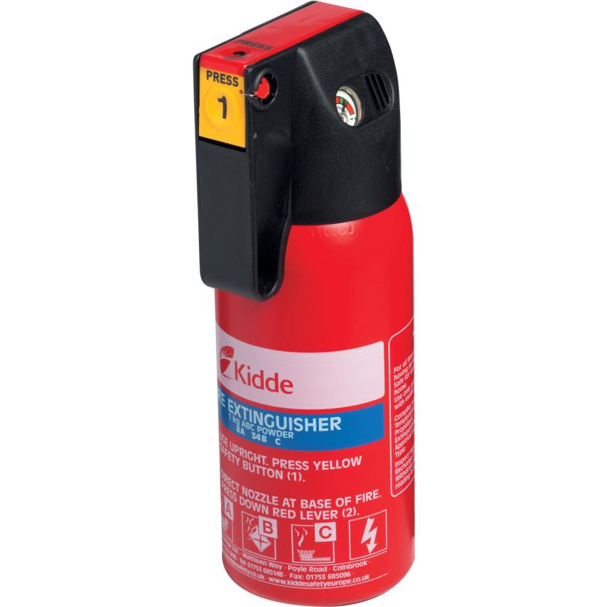 Car Fire Extinguisher >> Easi Action Car Fire Extinguisher 1kg